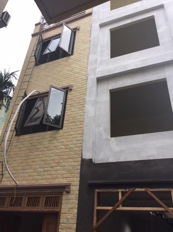 Tôi Cần Bán nhà 4T Mới xây Do chuyển công tác,Gần Aeon Long Biên.DT:32,5m2.Giá 1.75 tỉ