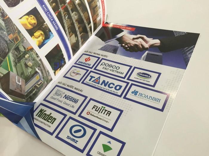 Chuyên in ấn thiết kế folder chất lượng tại tphcm - TP.HCM