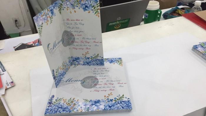 Thiệp cưới giá rẻ - Nơi đặt in thiệp cưới uy tín ở TPHCM