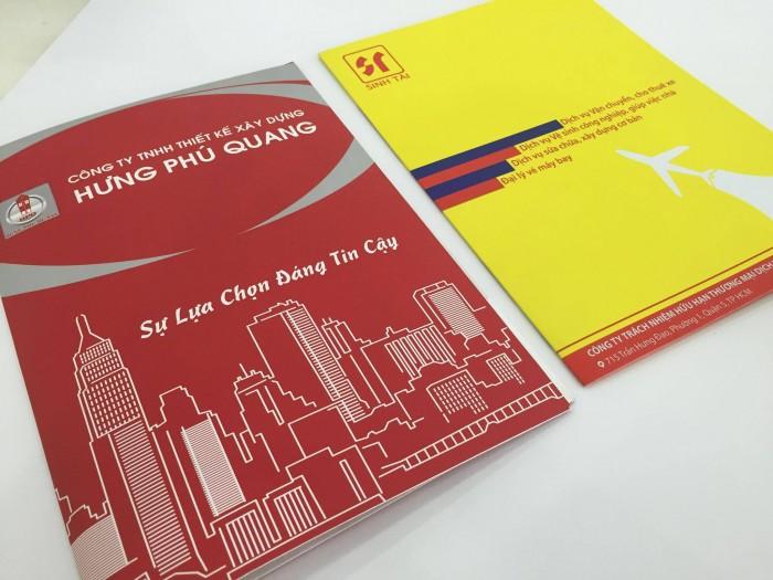 In Folder, Bìa Hồ Sơ - Bền, Đẹp, Giá Cạnh Tranh