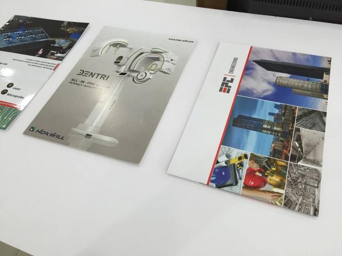 Cty thiết kế in ấn brochure chuyên nghiệp, thiết kế nhanh đẹp