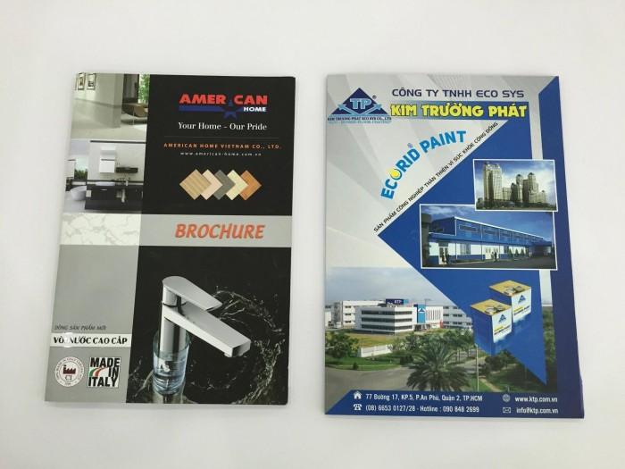In brochure giá rẻ tphcm với thiết kế độc đáo - Công Ty In Kỹ Thuật Số