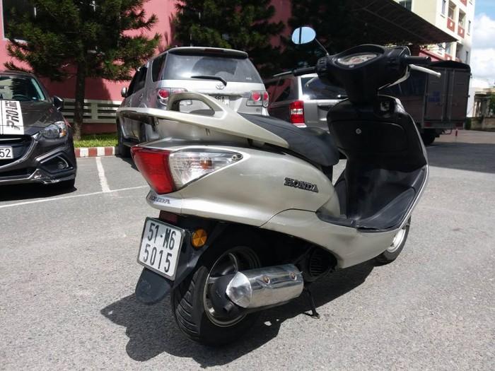 Honda Joying 125 Xe Nhật Đời Sau Honda Spacy Tuyệt Đẹp