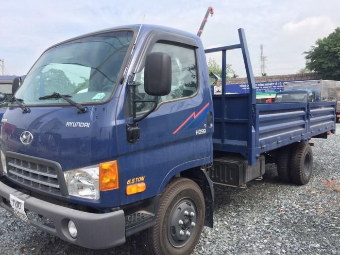 Xe Tải Hyundai Hd99 / Xe Tải Hyundai Hd99 Thùng Lửng 4