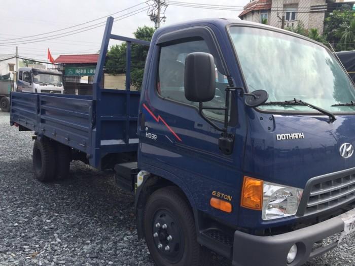 Xe Tải Hyundai Hd99 / Xe Tải Hyundai Hd99 Thùng Lửng 3