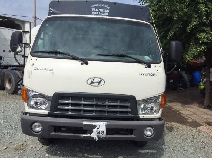 Hyundai HD99 sản xuất năm 2017 Số tay (số sàn) Xe tải động cơ Dầu diesel