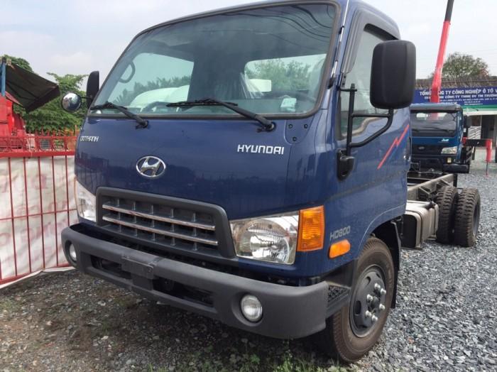 Xe Tải Hyundai Hd800 8 Tấn / Xe Tải 8 Tấn Hyundai Hd800 0