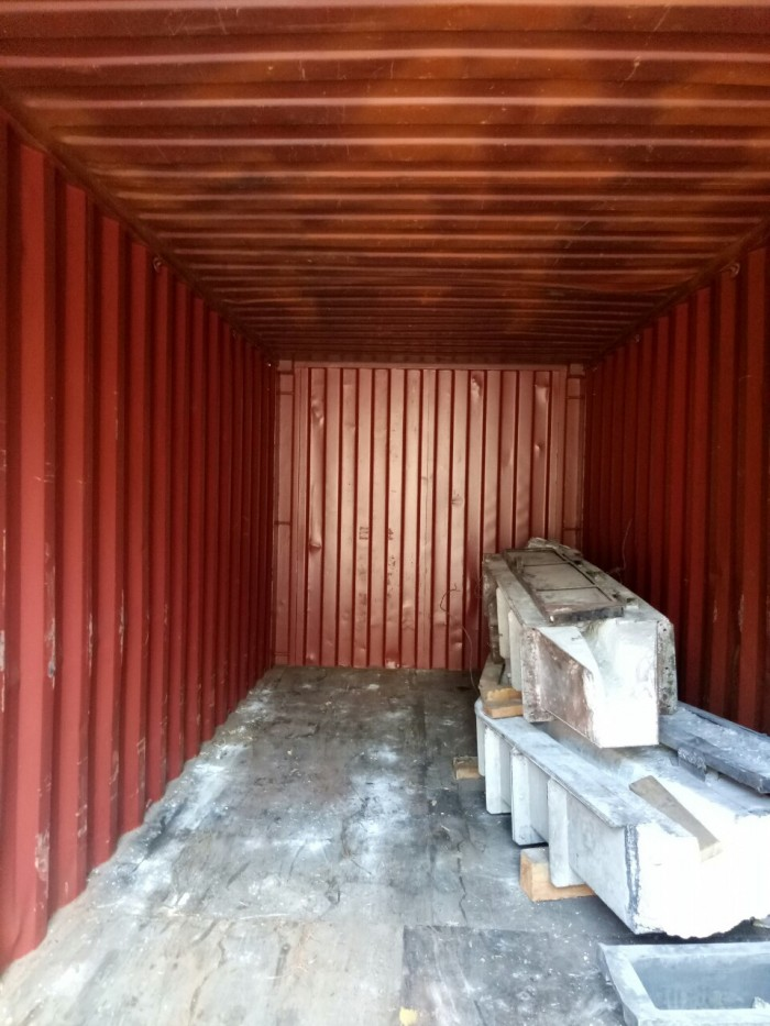 Container cũ 2