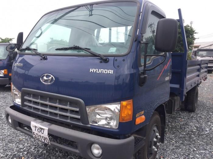 Hyundai hd65 mui bạt 7