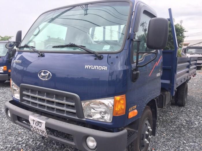 Hyundai hd65 mui bạt 3
