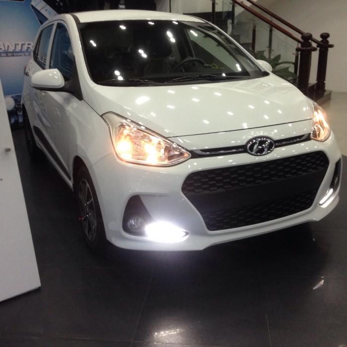 Hyundai i10 CKD 2017 mới, xe giao ngay với giá tốt nhất