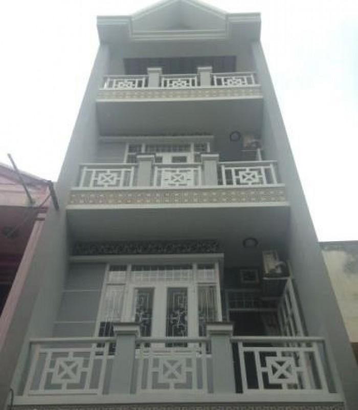 Bán Nhà 5 Tầng, Ngõ To Kinh Doanh Ổn - Nhà Đẹp ở Ngay, 4.4 Tỷ