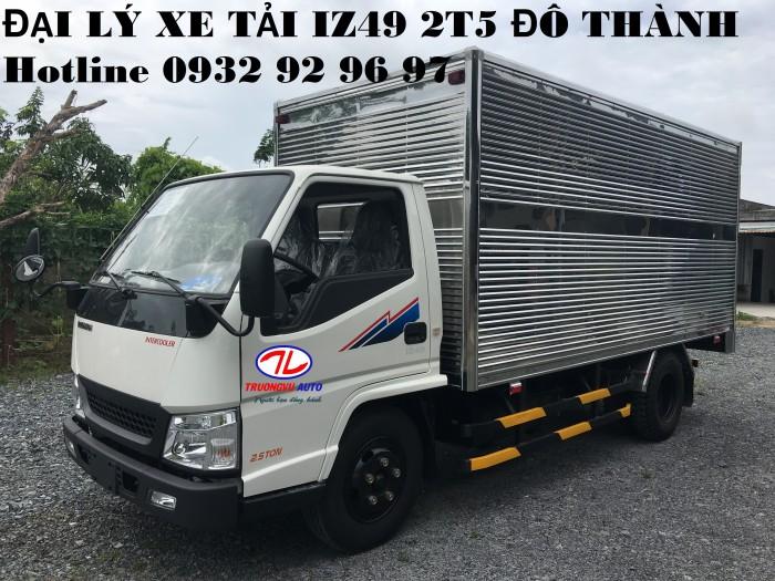 Xe Tải Iz49 Kiên Giang, Xe Tải 2T4 Kiên Giang, Suzuki Kiên Giang