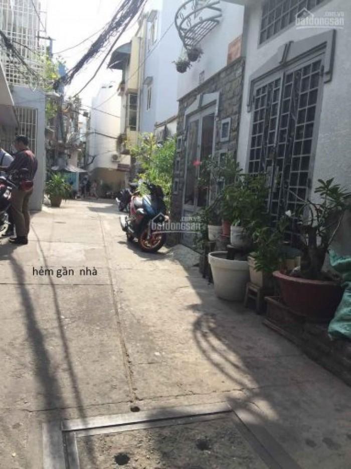 Cần bán nhà mặt tiền nội bộ Nguyễn Đình Chính, PN