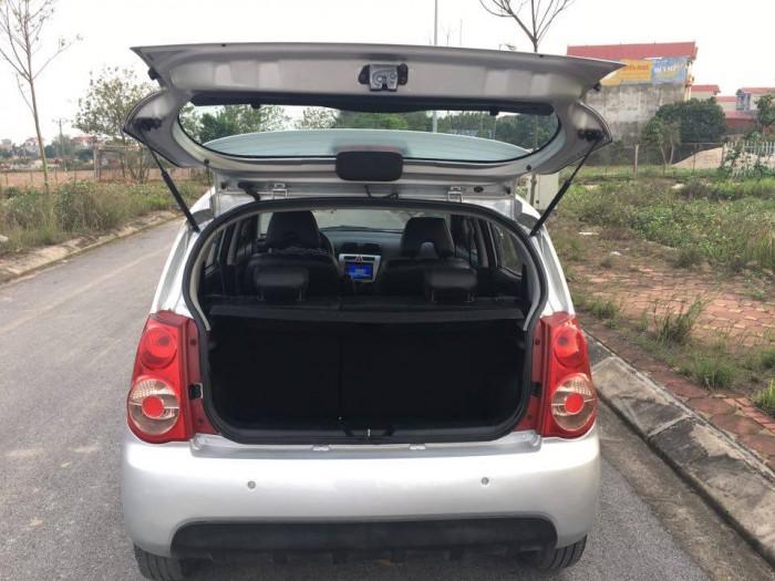 Cần bán Kia Morning màu bạc 2008,đăng kí 2009.Xe nhập khẩu,số tự động. Giá chỉ 236tr