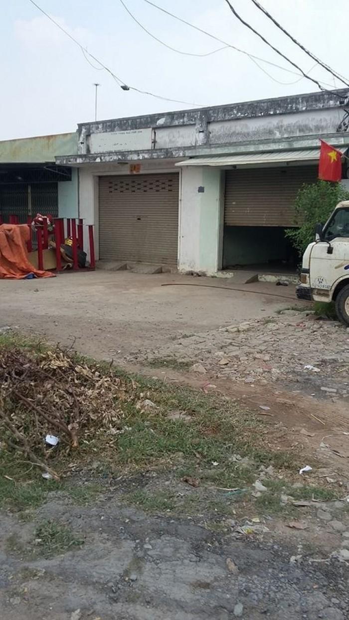 BC1357_Cần bán kho xưởng đường 6B xã Vĩnh Lộc B