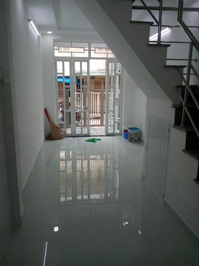 Bán nhà đẹp HXH Trần Đình Xu, 27m2, giá chỉ 3.2 tỷ.