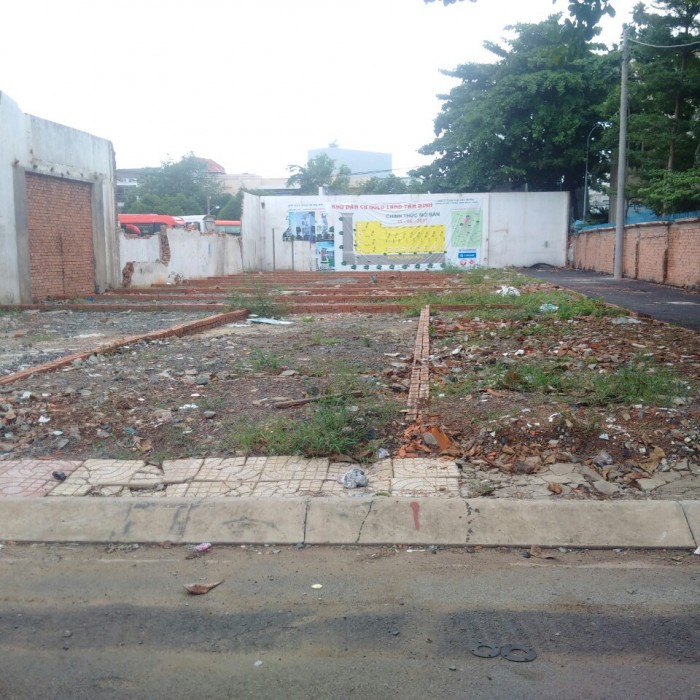 Bán đất tại Đường Phạm Phú Thứ, Tân Bình, Hồ Chí Minh diện tích 60m2 giá 4.5 Tỷ
