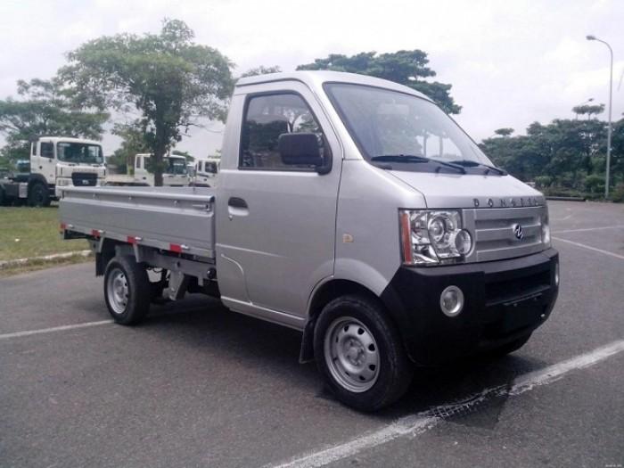 Giá xe tải Dongben 770kg - 810kg - 870kg mới nhất 2017