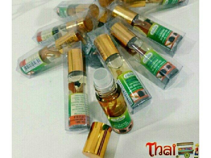 Dầu Lăn Tinh Dầu Nhân Sâm Thái Lan