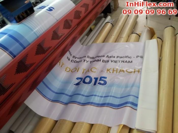 In Kỹ Thuật Số trực tiếp in ấn đơn hàng in hiflex làm banner mọi số lượng cho...