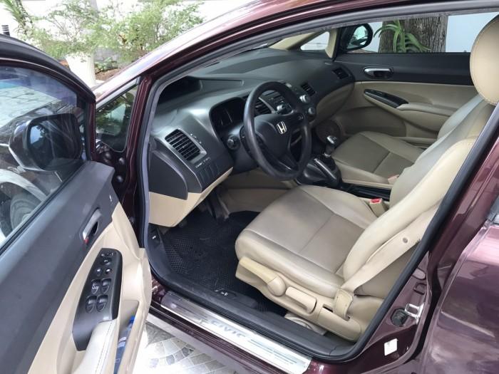 Honda Civic sản xuất năm 2009 Số tay (số sàn) Động cơ Xăng