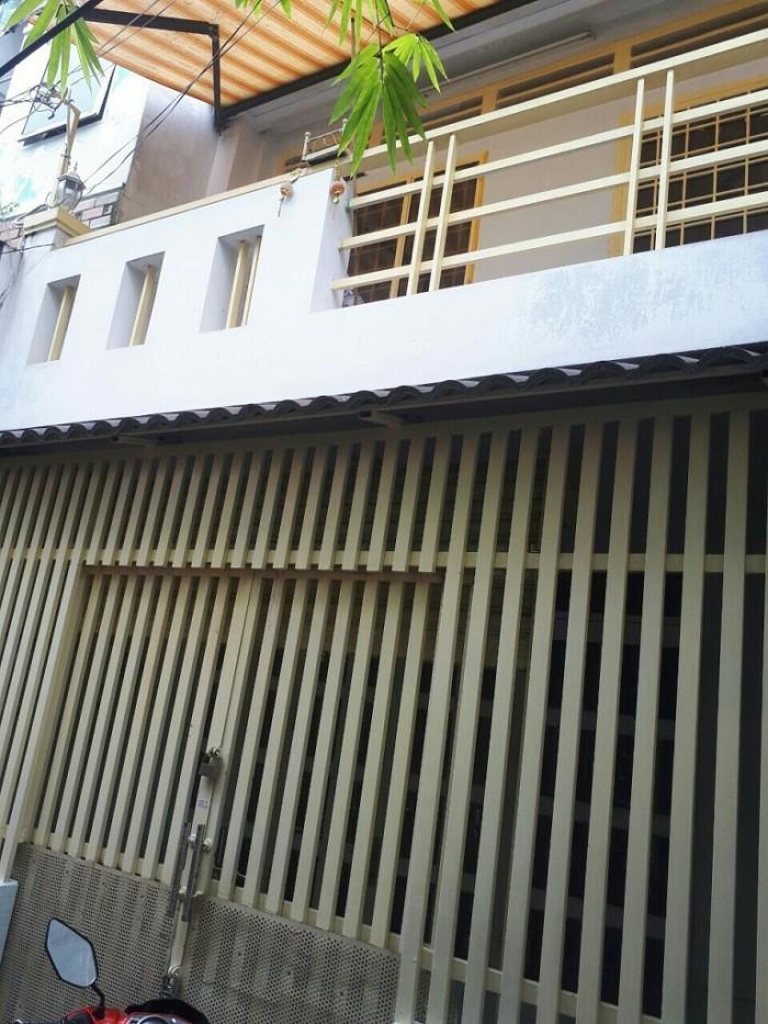 Bán Nhà Hẻm Đường Nguyễn Kiệm, phường 3, Quận Gò Vấp