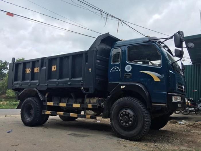 Bán xe tải ben cửu long 8 tấn giá tốt xe qua sử dụng