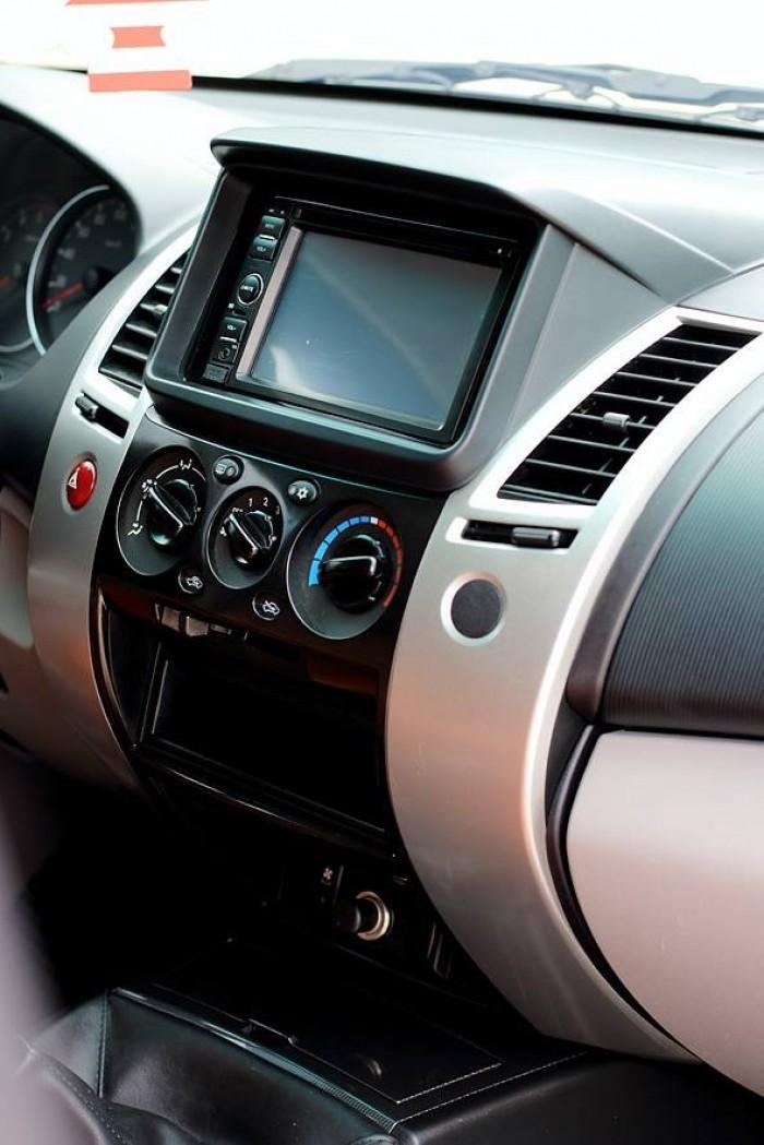 Bán Mitsubishi Pajero Sport máy diesel số sàn bản full 7
