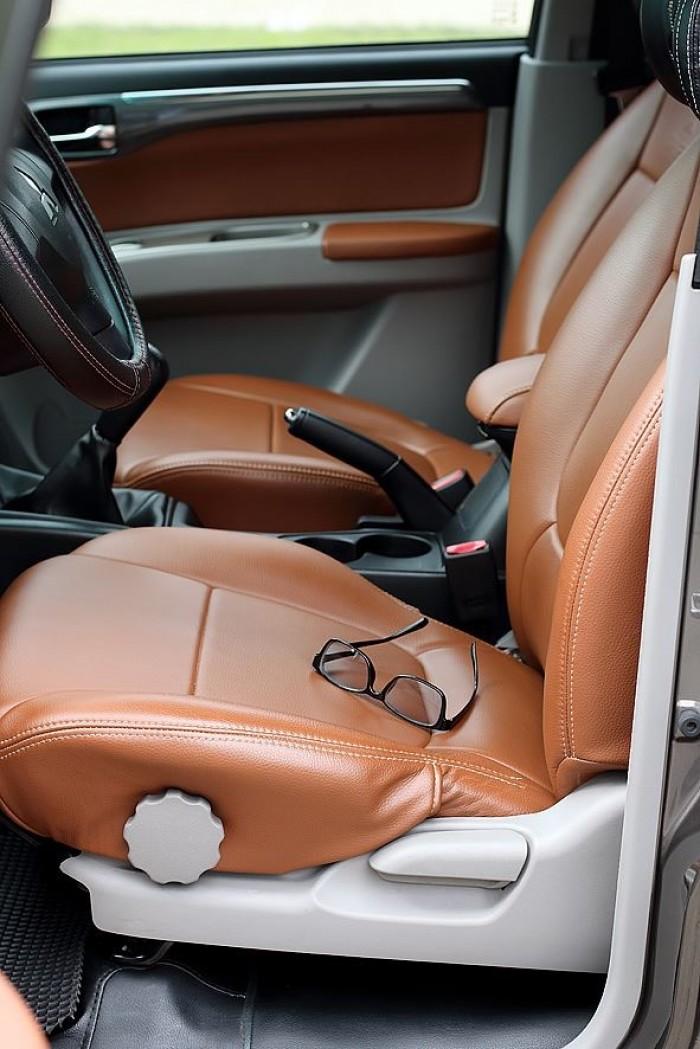 Bán Mitsubishi Pajero Sport máy diesel số sàn bản full 8