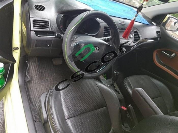 Cscar bán xe Kia Morning 2011 số tự động