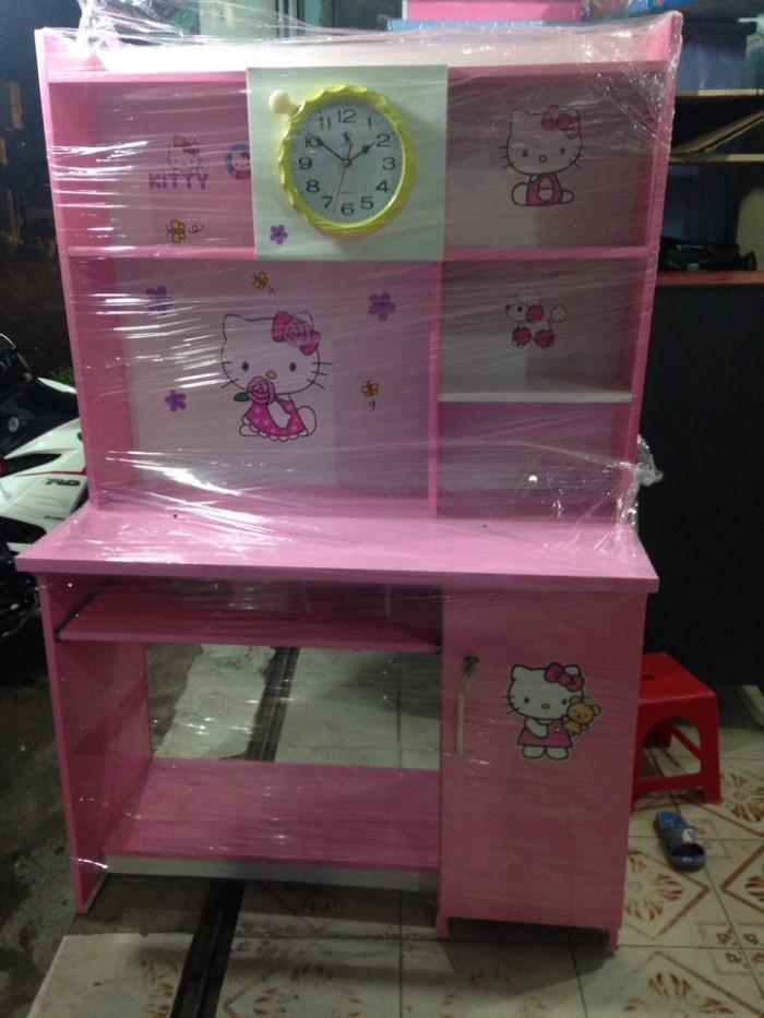 Bàn Học Sinh Nhựa Đài Loan Ngang 1M