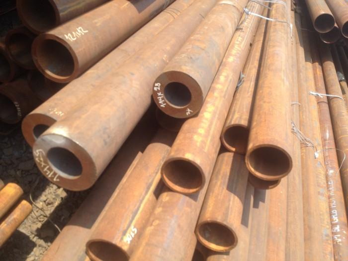 Thép ống đúc phi 194x60lyx6m-12m,Đường kính ngoài 194mm, dày 60ly,0