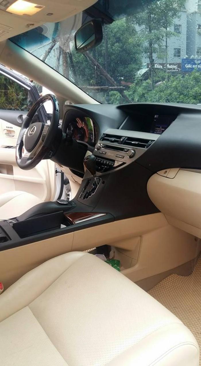 Lexus RX350 xuất Mỹ bản tiêu chuẩn, sx2013 đăng ký lần đầu 2015 3