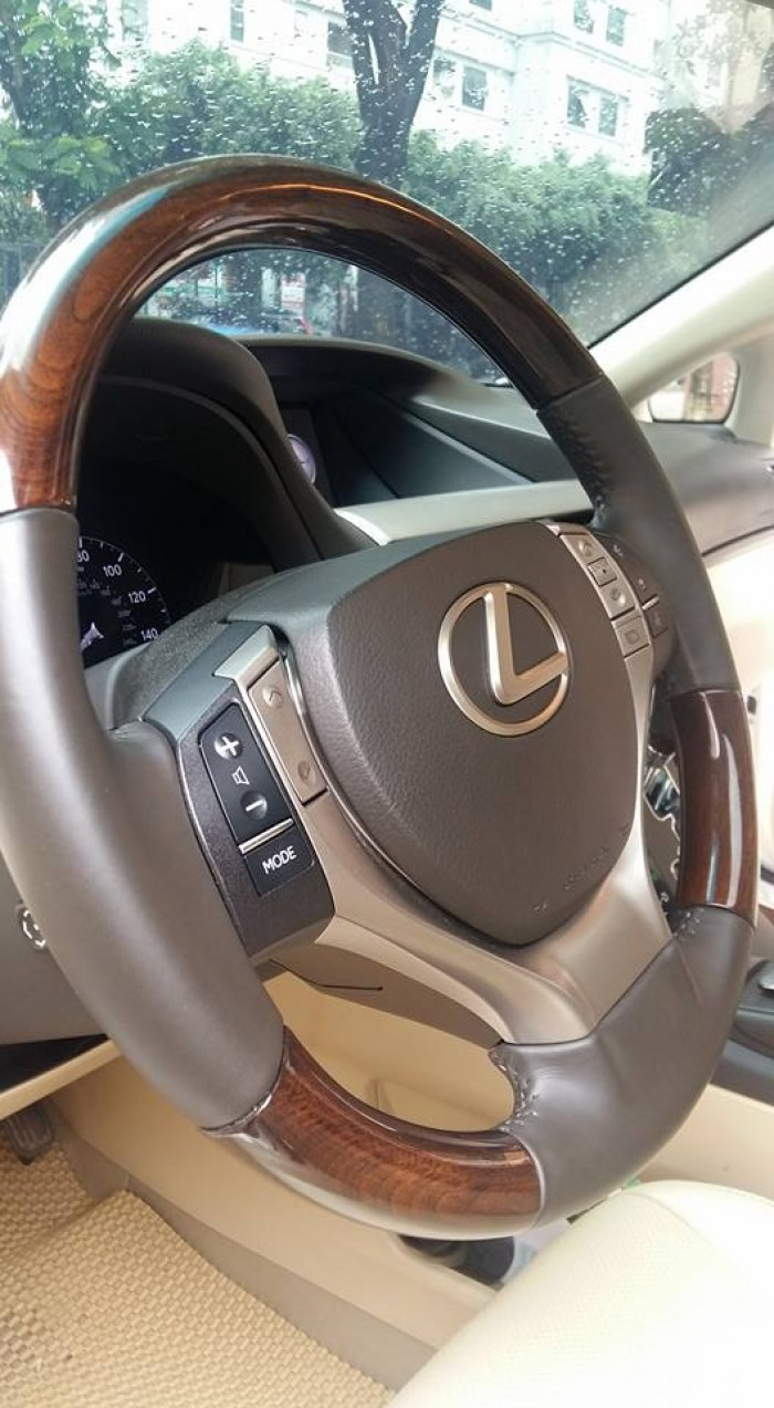 Lexus RX350 xuất Mỹ bản tiêu chuẩn, sx2013 đăng ký lần đầu 2015 2