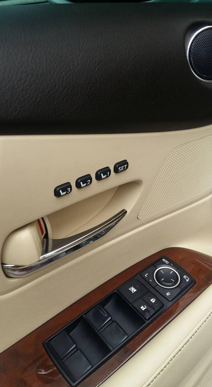 Lexus RX350 xuất Mỹ bản tiêu chuẩn, sx2013 đăng ký lần đầu 2015 10