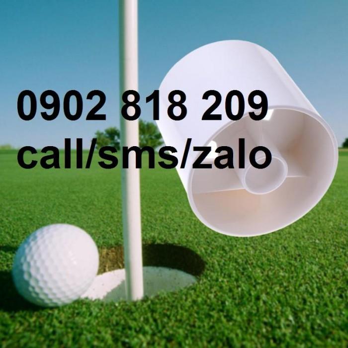 cờ golf nhựa, cờ golf mặt cười, lỗ golf nhựa3