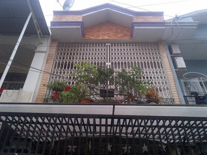 Bán Nhà Hẻm Đường Phạm Văn Chiêu, phường 9, Quận Gò Vấp