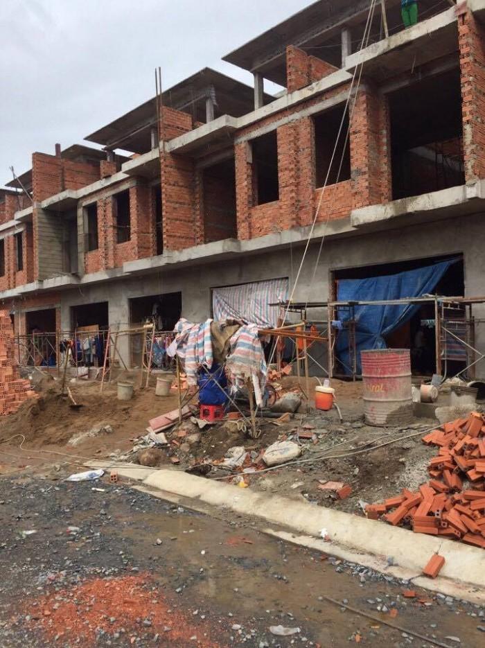 căn hộ Mặt tiền tỉnh lộ 842-Nguyễn Văn Bứa nối dài