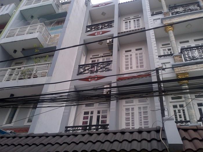 Bán Nhà Hẻm Đường Thống Nhất, phường 11, Quận Gò Vấp