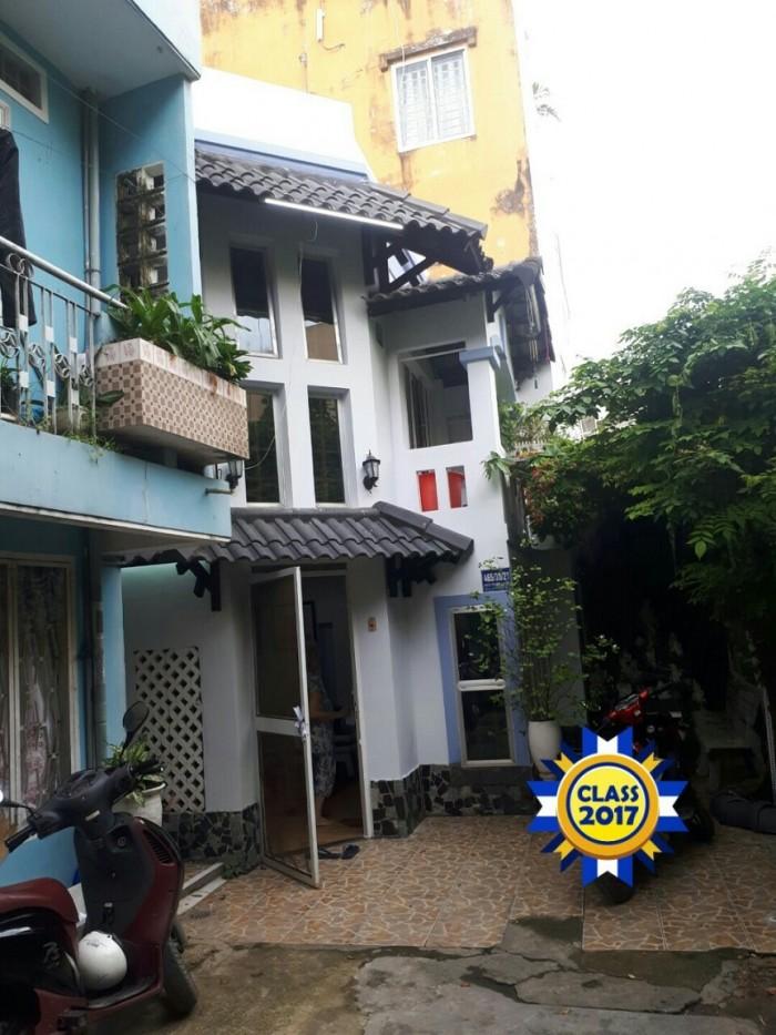 Bán Nhà Hẻm Đường Nguyễn Văn Công, phường 3, Quận Gò Vấp
