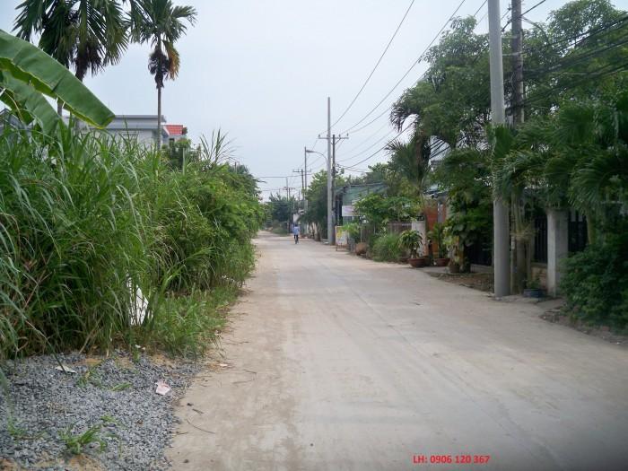 Đất SHR An Phú Đông, quận 12 8,5x12; giá 2,6 tỷ đường Vườn Lài