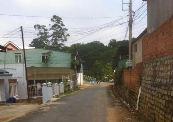 Bán gấp đất đường Ngô Tất Tố, p8 Đà Lạt giá rẻ 470tr.