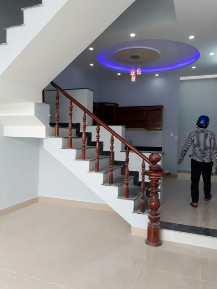 Nhà Hà Huy Giáp, DT 5.5x16m, 1T1L nhà mới có sổ hồng riêng, gần UBP