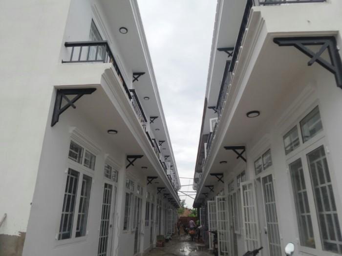 Nhà phố Củ Chi 1 trệt 1 lầu, 670tr/căn,chính chủ