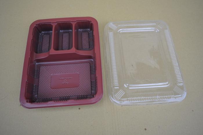 Hộp nhựa dùng một lần- Hộp nhựa kimchi- Hộp tròn, vuông microwave6