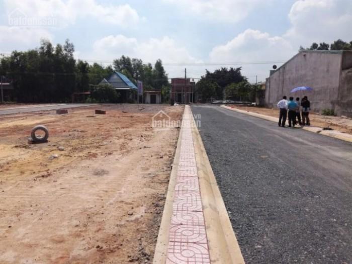 Bán Đất Nhà Liên Kế Vườn Dự Án Victoria An Thuận Long Sân Bay Long Thành