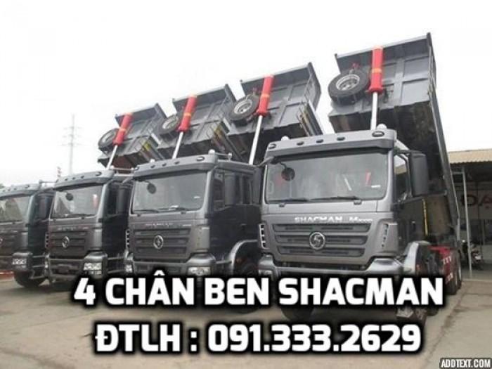 Đèn pha shacman 1