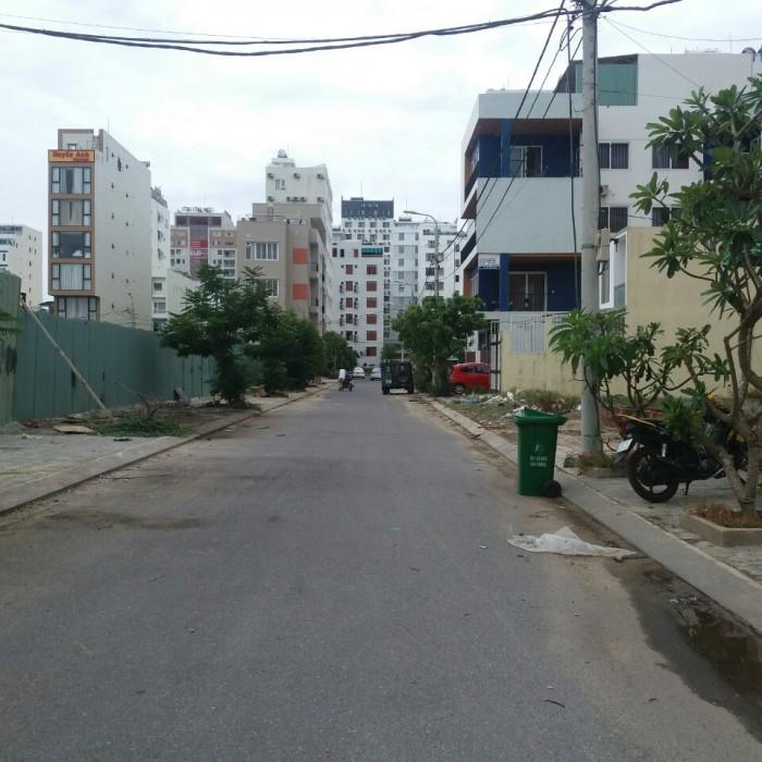 Bán 246,6m2 đất ven biển Đà Nẵng, cách bãi tắm Mỹ Khê 400m, khu 387 Đà Nẵng giá 21 tỷ