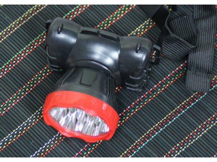 Đèn pin treo trán đa năng tiện lợi, nhỏ gọn